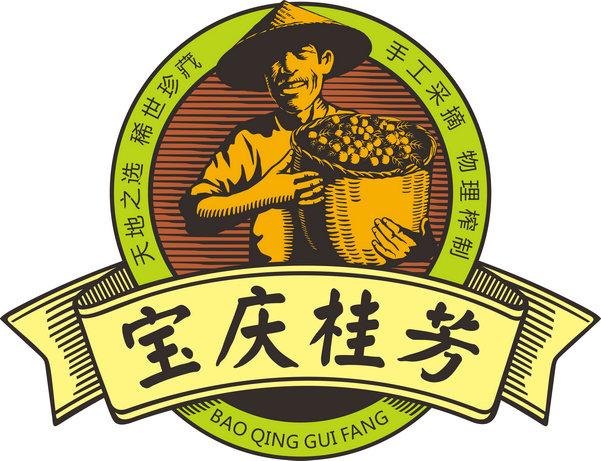 宝庆桂芳山茶油系列品牌及包装设计,由此次作品通过手绘及原生态画面